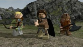 LEGO Lord of the Rings (3DS)