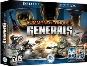 Command & Conquer: Generäle Deluxe (deutsch) (PC)