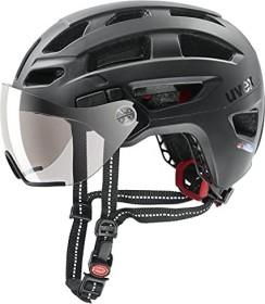 UVEX Finale Visor Helmet black matte