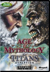 Age of Mythology - Die Titanen (Add-on) (German) (PC)