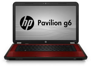 HP Pavilion g6-1368sa red, UK (B6H01EA)