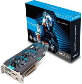 Sapphire Vapor-X Radeon R9 280X Tri-X OC, 3GB GDDR5, 2x DVI, HDMI, DP, full retail (11221-12-40G)