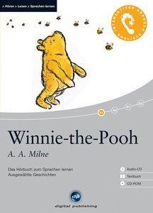 Digital Publishing A. A. Milne - Winnie the Pooh - Interaktives Hörbuch (deutsch/englisch) (PC)