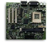 AOpen MX3W Pro-V µATX