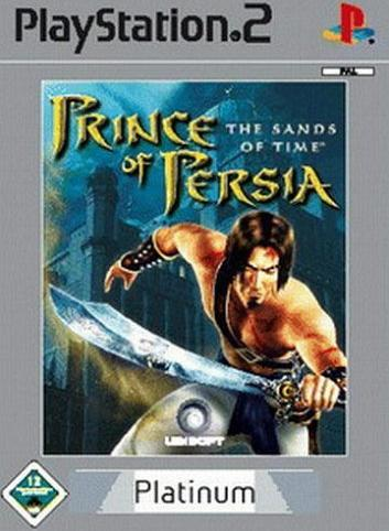 Prince of Persia - The Sands of Time (deutsch) (PS2) -- via Amazon Partnerprogramm