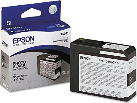 Epson Tinte T5801/T6301 schwarz photo (C13T580100/C13T630100) -- via Amazon Partnerprogramm