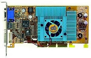 Chaintech / VideoExcel A-G320T, GeForce3 Ti200, 64MB DDR, TV-out, AGP