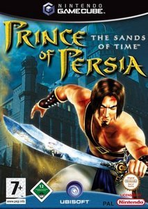 Prince of Persia - The Sands of Time (German) (GC)