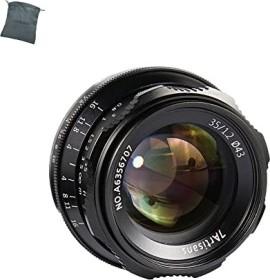 7artisans 35mm 1.2 for Sony E black