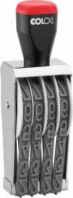 COLOP 15004 Ziffernstempel, 4 Ziffern, 40x15mm