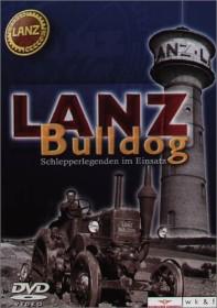 Lanz Bulldog - Schlepperlegenden im Einsatz (DVD)