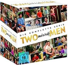 Two And A Half Men - Die komplette Serie (Season 1-12)