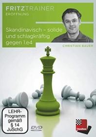 Chessbase Skandinavisch – solide und schlagkräftig gegen 1.e4 (deutsch) (PC)