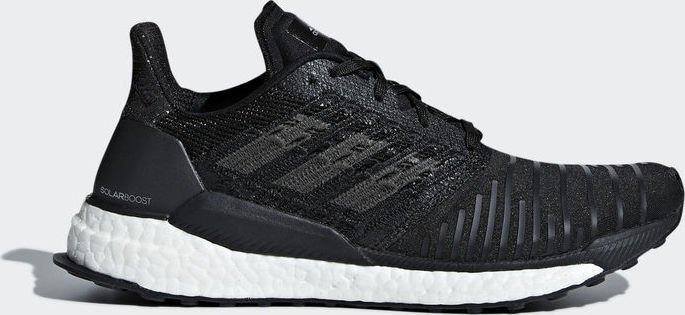 huge inventory 12aff 09513 adidas Solar Boost core blackgrey fourftwr white (Damen) (BC0674