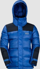 Jack Wolfskin Cook Jacke coastal blue (Junior) (1607491 1201) ab € 68,99