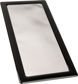 DEMCiflex Staubfilter für Silverstone Sugo SG13B, GPU Side, schwarz/schwarz (DF0617)