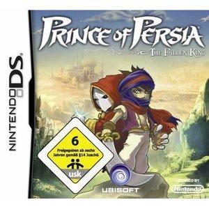 Prince of Persia - The Fallen King (deutsch) (DS)