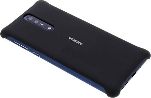 Nokia CC-801 Soft Touch Case für Nokia 8 schwarz (1A21PR400VA) -- via Amazon Partnerprogramm