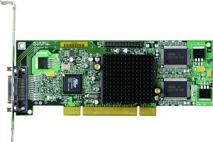 Matrox EpicA TC2-Lite, 32MB DDR, LFH60, low profile (EPI-C2P64LPAF)