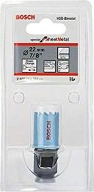 Bosch Professional Sheet Metal Lochsäge 22mm, 1er-Pack (2608584783)