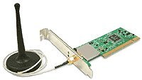 Edimax EW-7126 11 Mbit Wireless PCI adapter