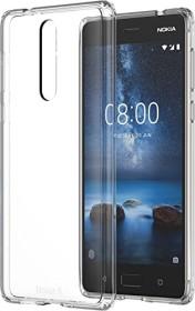 Nokia CC-701 hybrid Crystal case for Nokia 8 transparent (1A21PR100VA)
