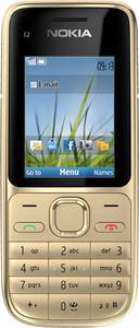 Nokia C2-01 silber