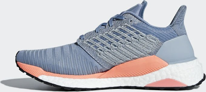 separation shoes 306ba 62398 adidas solar Boost raw greyftwr whitechalk coral (ladies) (BB6603)  starting from £ 69.95 (2019)  Skinflint Price Comparison UK