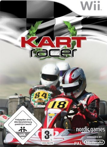 Kart Racer (deutsch) (Wii) -- via Amazon Partnerprogramm
