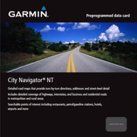 Garmin CityNavigator Kanada (microSD) (010-10966-00)