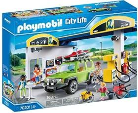 playmobil City Life - Große Tankstelle (70201)