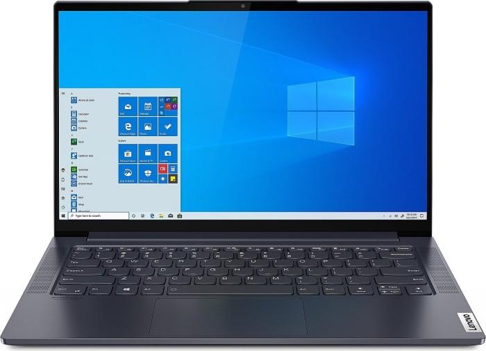 Lenovo Yoga Slim 7 14ARE05 Slate Grey, Ryzen 7 4700U, 16GB RAM, 1TB SSD, glare (82A20008GE)