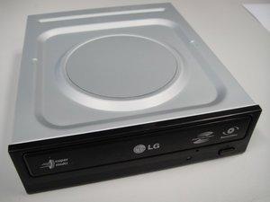 LG Electronics GH24LS black, SATA, retail (GH24LS50.AUAR10B) -- © bepixelung.org