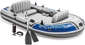 Intex Excursion 4 Schlauchboot Set