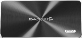 TeamGroup PD700 schwarz 240GB, USB-C 3.1 (T8FED7240GMC108)