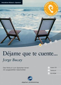 digital Publishing: Jorge Bucay - Déjame que te cuente... - interactive audiobook (German/Spanish) (PC)