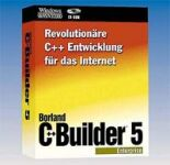 Borland: C++ Builder 5.0 Enterprise Edition (PC) (CPE1350GEFS180)