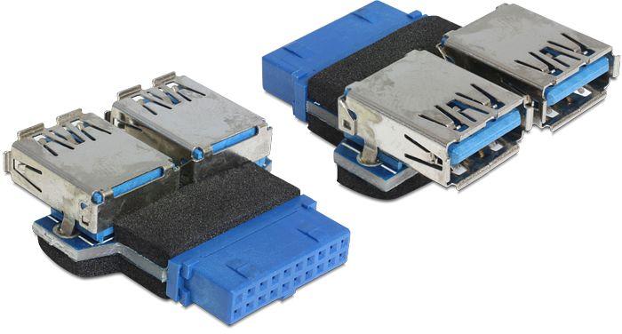 DeLOCK extern/intern USB 3.0-Konverter (65324)