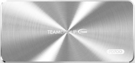 TeamGroup PD700 silber 240GB, USB-C 3.1 (T8FED7240GMC109)