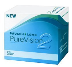 Bausch&Lomb PureVision 2 HD, 6-pack