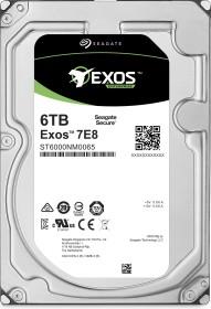 Seagate Exos E 7E8 6TB, 4Kn, SED, SATA 6Gb/s (ST6000NM0185)