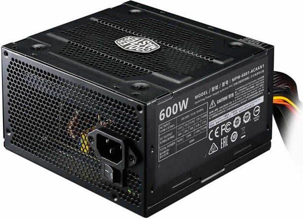 Cooler Master elite V3 600W ATX 2.31 (MPW-6001-ACAAN1/MPW-6001-ACABN1)