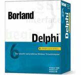 Borland: Delphi 6.0 Professional (PC) (HDB1360GEFS180)