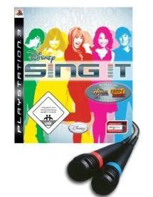Sing it! - inkl. 2 Mikrofone (englisch) (PS3)