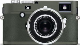 Leica M-P Typ 240 grün Safari Body (10933)