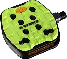 LOOK Cycle Trail Grip Pedals lime (24647)