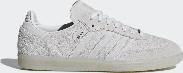 fashion well known pick up adidas Samba OG crystal white/chalk pearl (Herren) (B96323) ab € 69,67