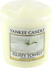 Yankee Candle Fluffy Towels Duftkerze, 49g