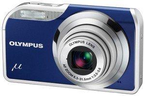 Olympus µ 5000 blue (N3230992)