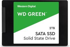 Western Digital WD Green SATA SSD 2TB, SATA (WDS200T2G0A)